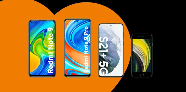 Na Walentynki Orange opłaci 2 raty za Wasz wymarzony telefon