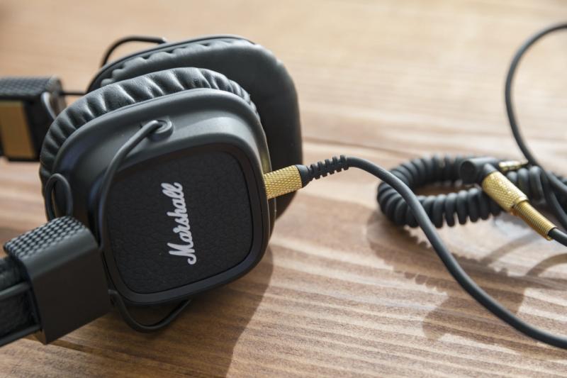 Słuchawki Marshall Major IV to 80 godzin słuchania muzyki