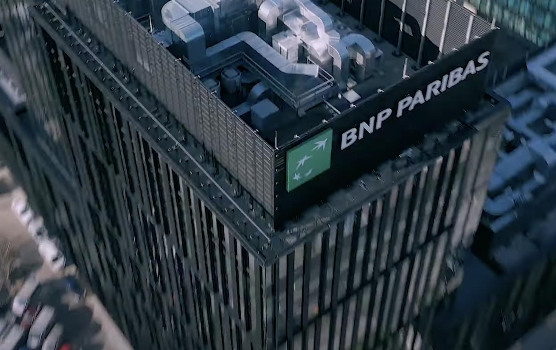 Cyfrowy fundament nowej centrali Banku BNP Paribas w Warszawie - sieć intuicyjna Cisco SDA wdrożona przez Sevenet