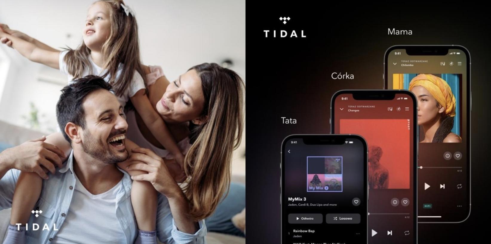 Plus jako pierwszy operator w Polsce daje możliwość zakupu usługi TIDAL HiFi