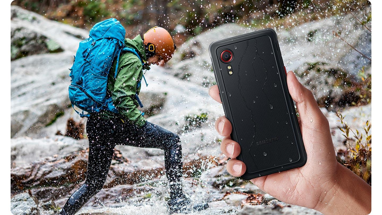 Galaxy XCover 5 – wytrzymały smartfon do pracy w wymagających warunkach