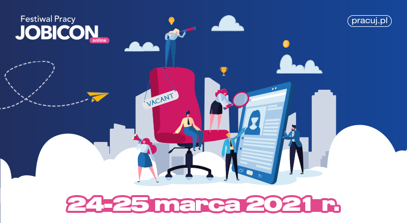 JOBICON Online powraca – Start już 24 marca