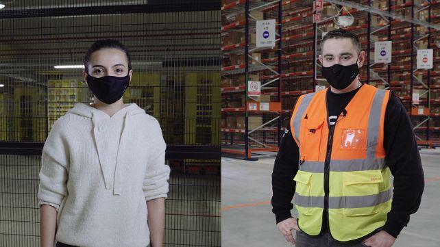 Rozwój firmy to rozwój pracowników – Amazon awansował 600 pracowników centrów logistycznych w 2020 r.