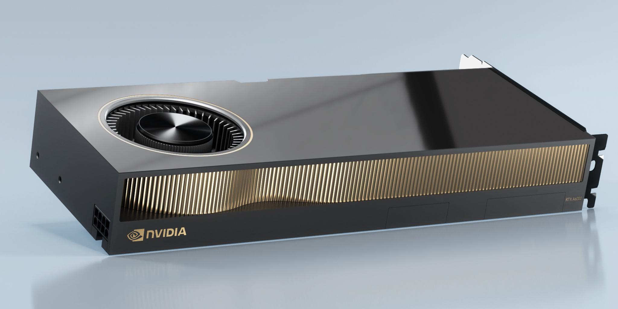 PNY ogłasza dostępność w swojej ofercie karty graficznej dla profesjonalistów – NVIDIA® RTX A6000