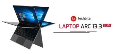 Wszechstronny laptop techbite Arc 13.3 SLIM dostępny w sprzedaży
