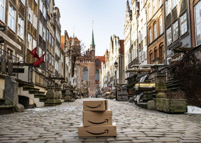 Amazon.pl startuje w Polsce!
