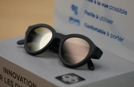 Okulary dla dzieci z dysleksją – wydrukowane za pomocą drukarek 3D wykorzystujących technologię HP Multi Jet Fusion