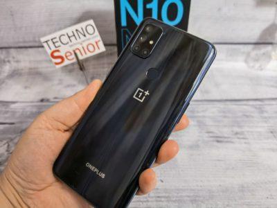 OnePlus Nord N10 – niedrogi i szybki smartfon z 5G