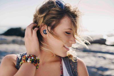 JBL Live Free NC+ TWS – bezprzewodowe słuchawki dokanałowe NC