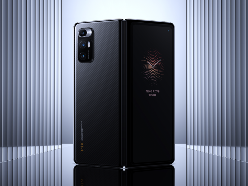 Xiaomi przedstawia Mi MIX FOLD – pierwszy składany smartfon Xiaomi