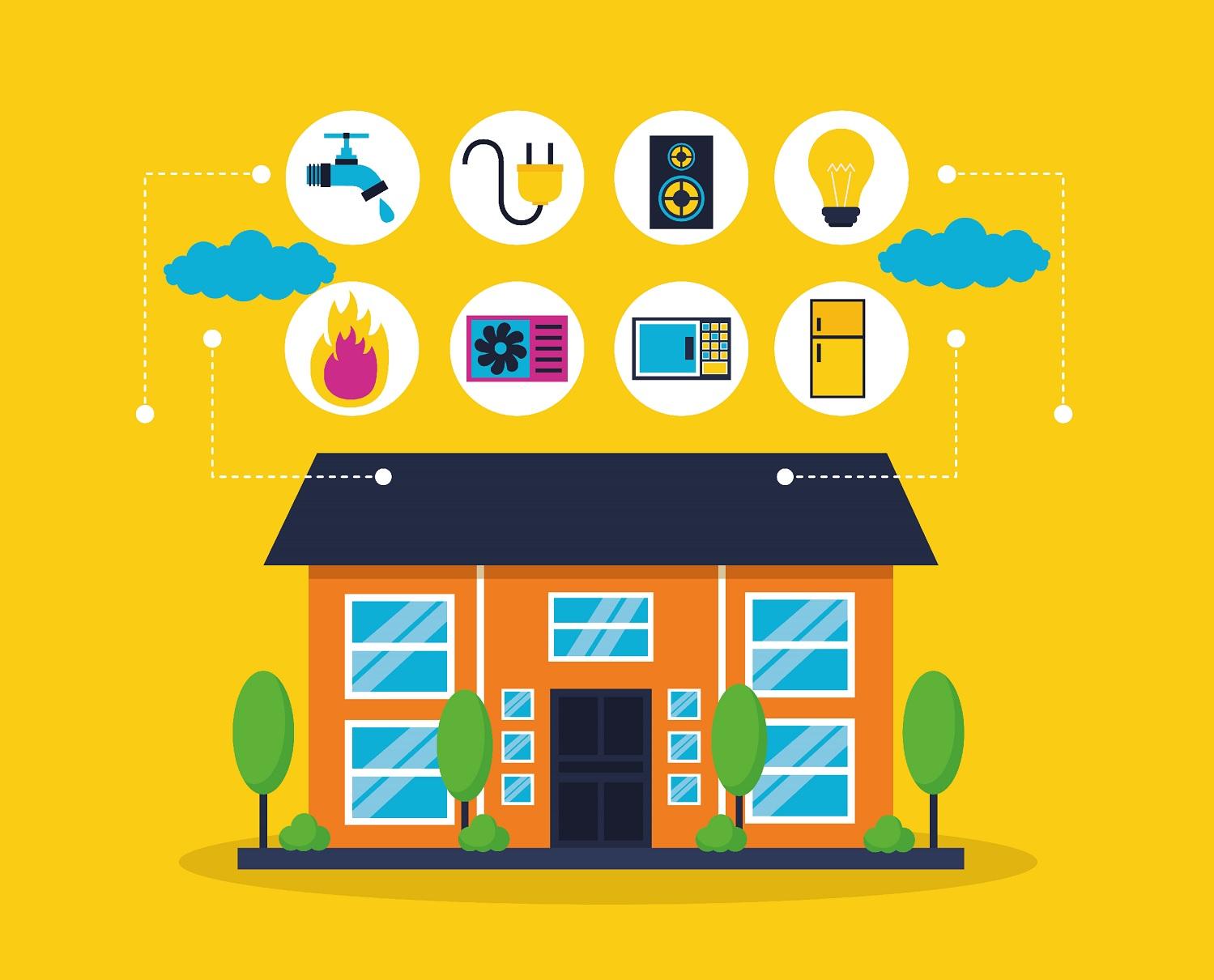 Inteligentne systemy częściej dla komfortu niż bezpieczeństwa - raport Oferteo o smart home w Polsce