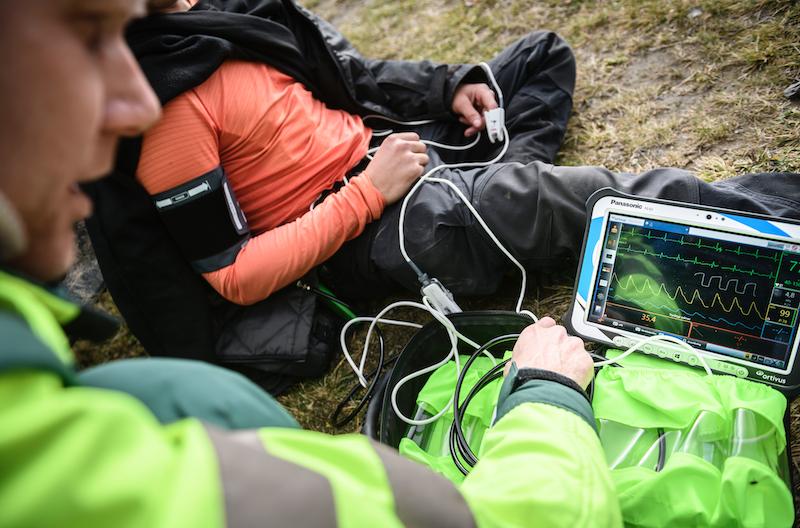 Wzmocnione urządzenia Panasonic Toughbook wspierają cyfryzację służb ratowniczych