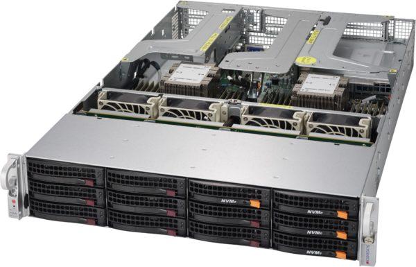 Serwer NTT Tytan 2112S120 HCI