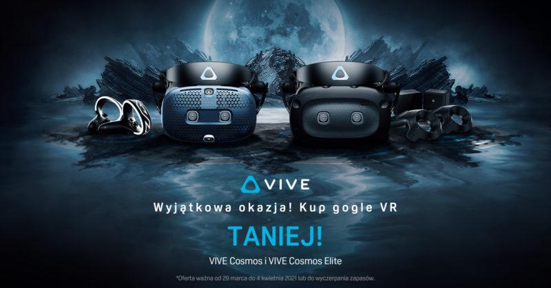 Wiosenna promocja VR - Kup gogle VR do 600 PLN taniej