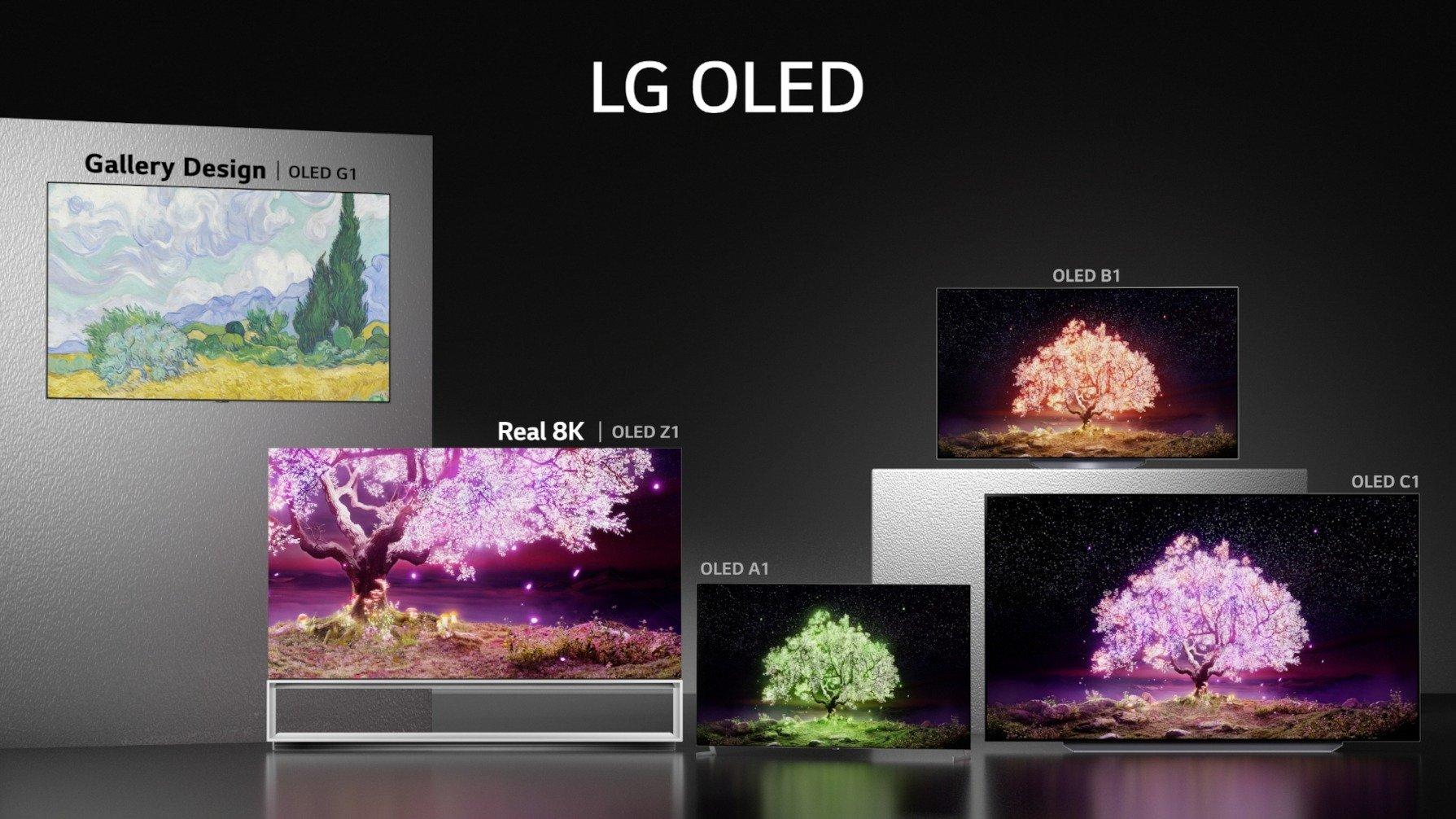 Dzisiaj rusza przedsprzedaż telewizorów LG OLED – Znane są też ceny wszystkich modeli LG OLED na 2021 rok