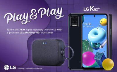 LG K62+ z pamięcią 6GB/128GB debiutuje w Polsce