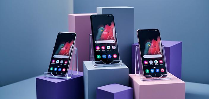 Kumulacja promocji Galaxy S21 5G: Samsung łączy siły z influencerami