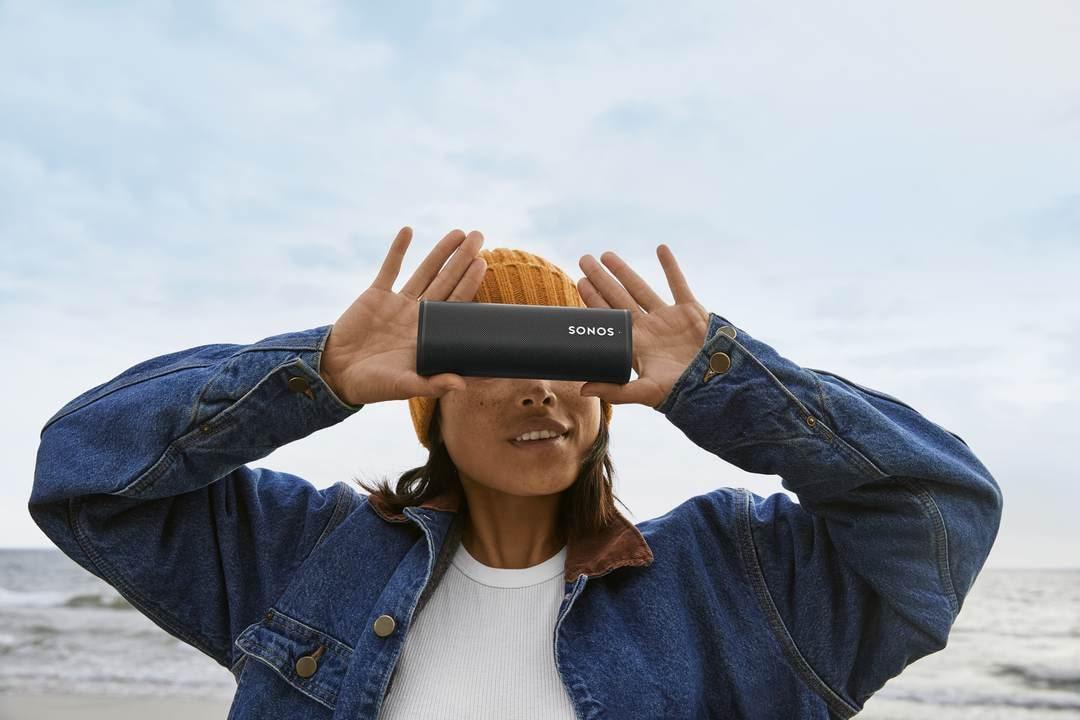 Sonos prezentuje Roam – najnowszy głośnik przenośny