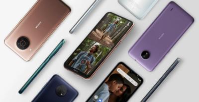 Nokia zapowiada nowości – nowe smartfony z serii X, G i C