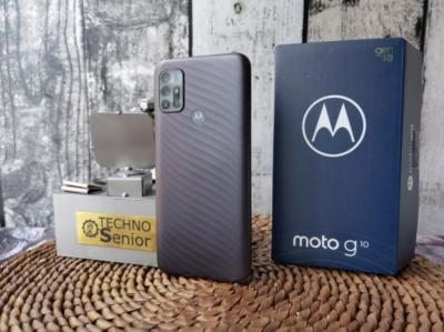 Motorola Moto G10 – bateria, wygląd, płynna praca i camera w przystępnej cenie