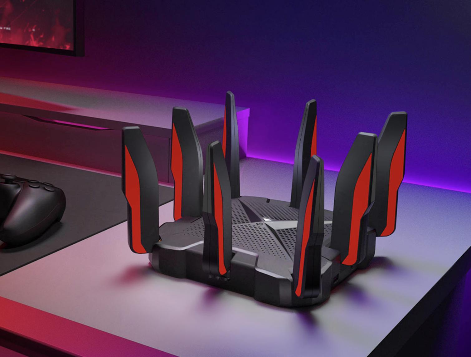 TP-Link Archer GX90 – nowy router gamingowy w standardzie WiFi 6