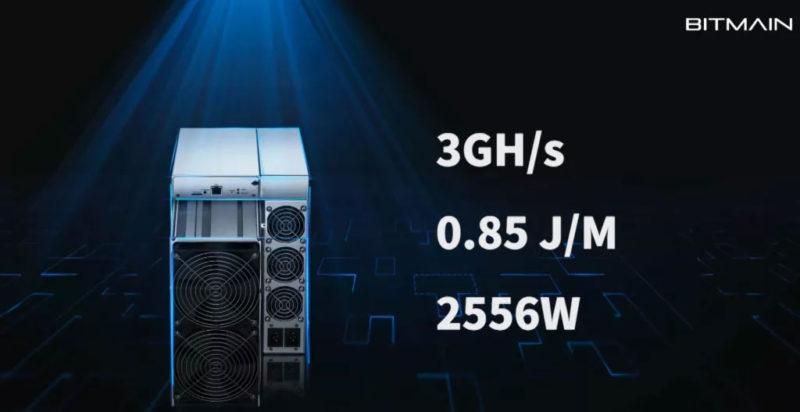 Bitmain prezentuje wydobywacz Antminer E9 Ethereum, odpowiednik 32 kart graficznych GeForce RTX 3080
