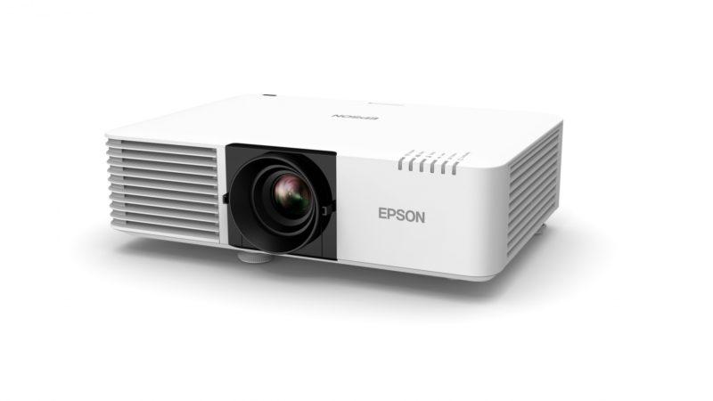 Epson rozszerza ofertę laserowych projektorów o wysokiej jasności