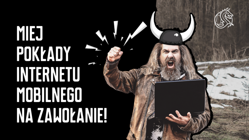 Nowość – Internet mobilny od Mobile Vikings z mocną promocją na start