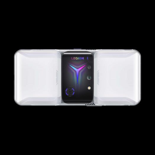 3Lenovo Legion Phone Duel 2 Titanium White 03