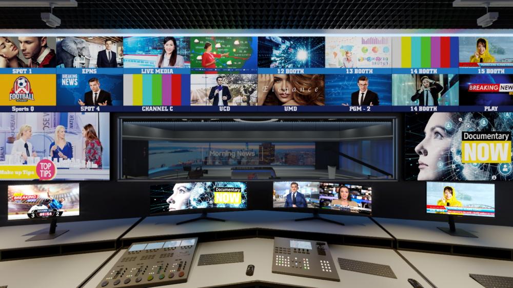 Samsung prezentuje nowe rozwiązania Digital Signage dla studiów telewizyjnych i centrów zarządzania
