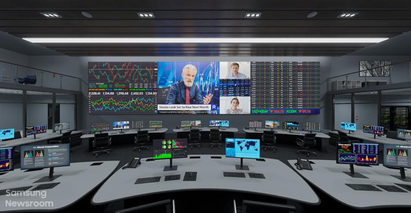 Control room finance