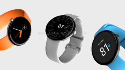 Google przygotowuje się do premiery smartwatcha Pixel Watch: w sieci pojawiły się rendery wysokiej jakości