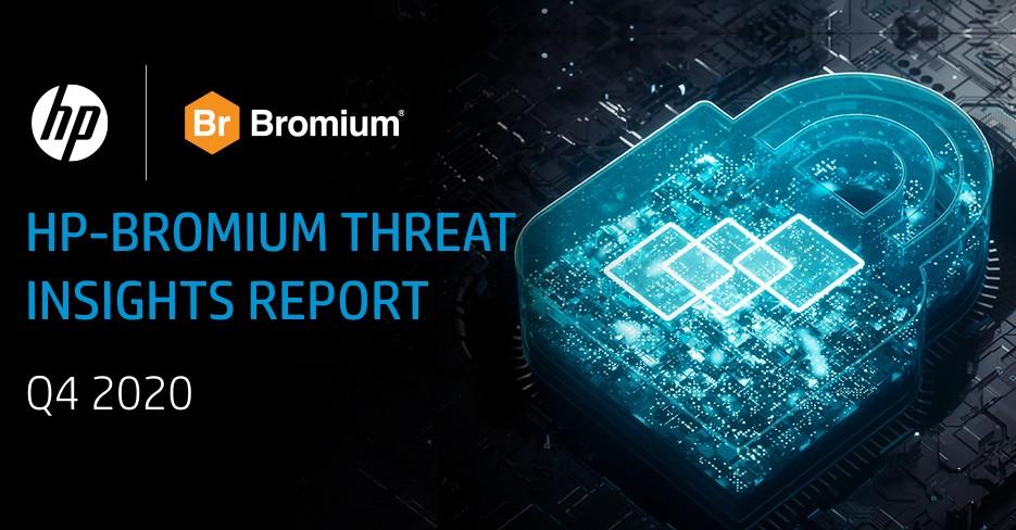 Najczęstsze zagrożenia bezpieczeństwa online – eksperci HP podsumowują ostatni kwartał 2020 roku