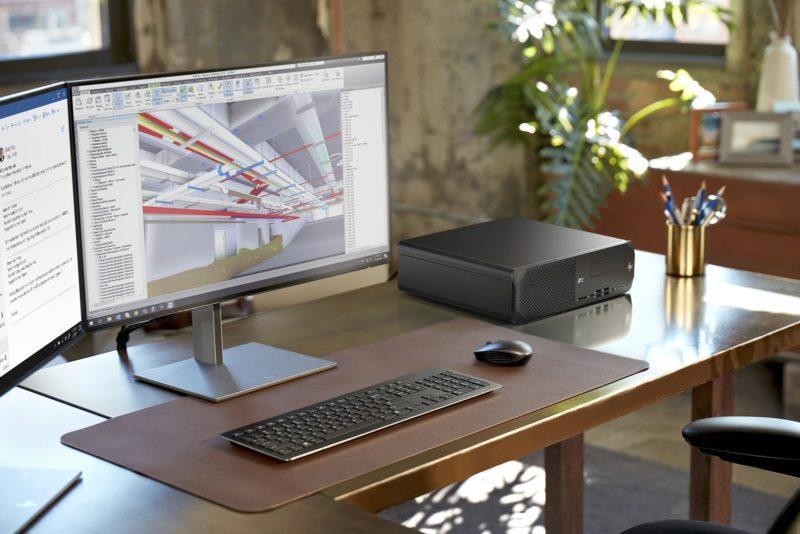 HP przedstawia nowe desktopy z serii Z osiągające jeszcze wyższy poziom wydajności, dzięki rozwiązaniom firmy NVIDIA®