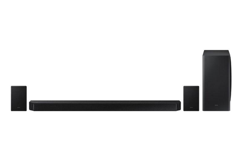 HW 950A 001 Set Front Black
