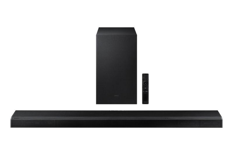 HW Q700A 015 Set remote Black