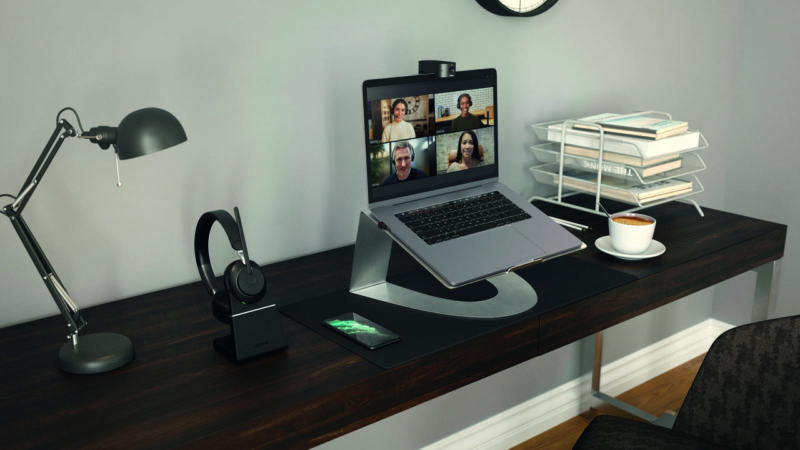 Jabra PanaCast 20 Evolve2 65 Laptop Home Office