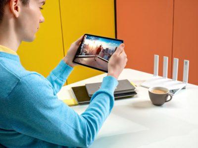 Multimedialny tablet Huawei MatePad z Wi-Fi 6