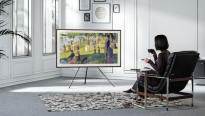 Telewizor The Frame 2021 debiutuje w Polsce