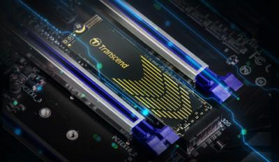 Pierwszy dysk PCIe 4.0 od TRANSCEND