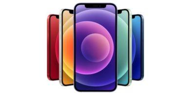 Fioletowy iPhone 12 w przedsprzedaży w Orange