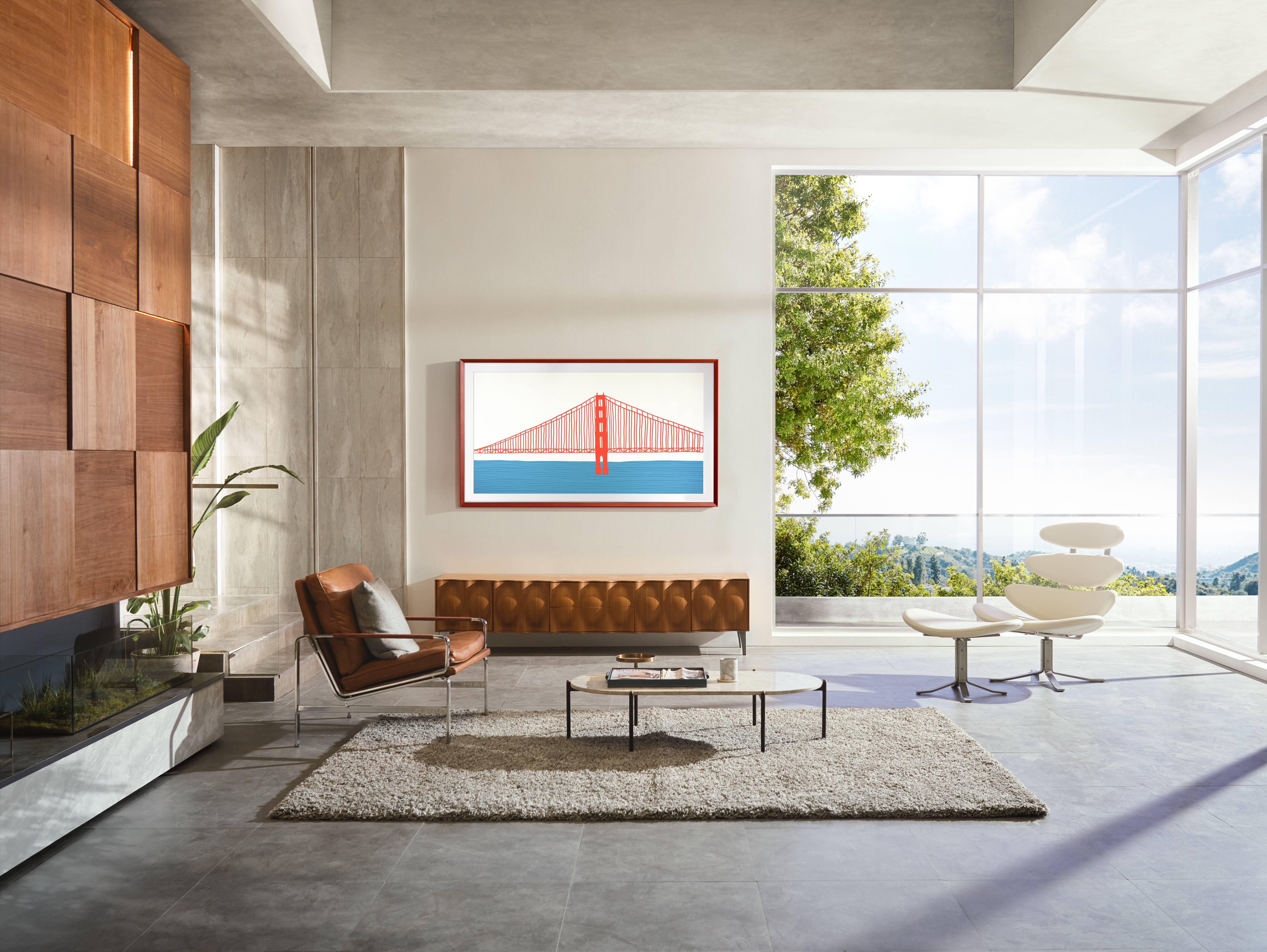 Aukcji Nowej Sztuki – Telewizor The Frame podbija stawkę podczas 50