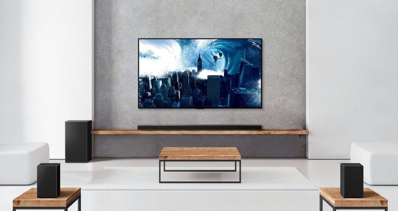 Soundbary LG z 2021 roku oferują najwyższą jakość dźwięku i zapewniają dostęp do funkcji opartych na sztucznej inteligencji