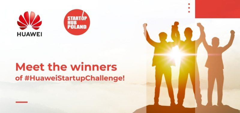 Poznaliśmy zwycięzców Huawei Startup Challenge - 185 tysięcy złotych nagród dla innowacyjnych rozwiązań przeciw wykluczeniom