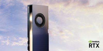 Zaprezentowano NVIDIA RTX A5000 i NVIDIA RTX A4000 – wsparcie PNY dla obu produktów
