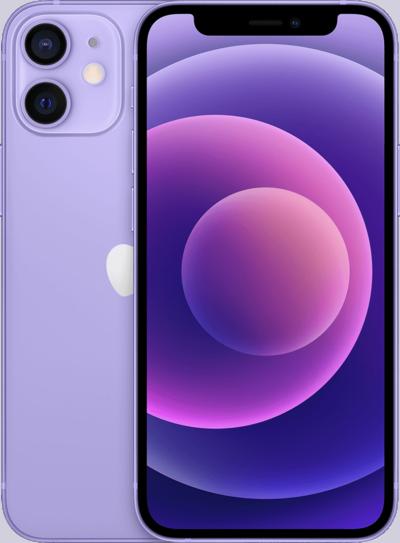 iphone 12 mini fioletowy