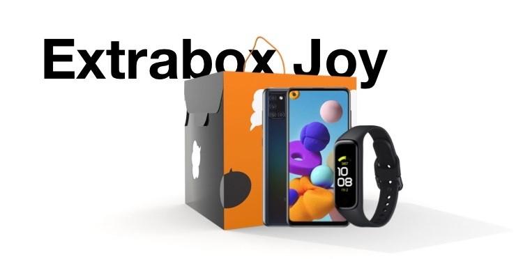 Extrabox Joy – dwa zestawy dla dzieciaków