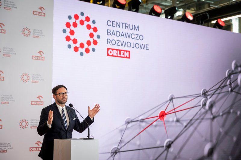 PKN ORLEN opracowuje innowacyjne technologie w Centrum Badawczo-Rozwojowym