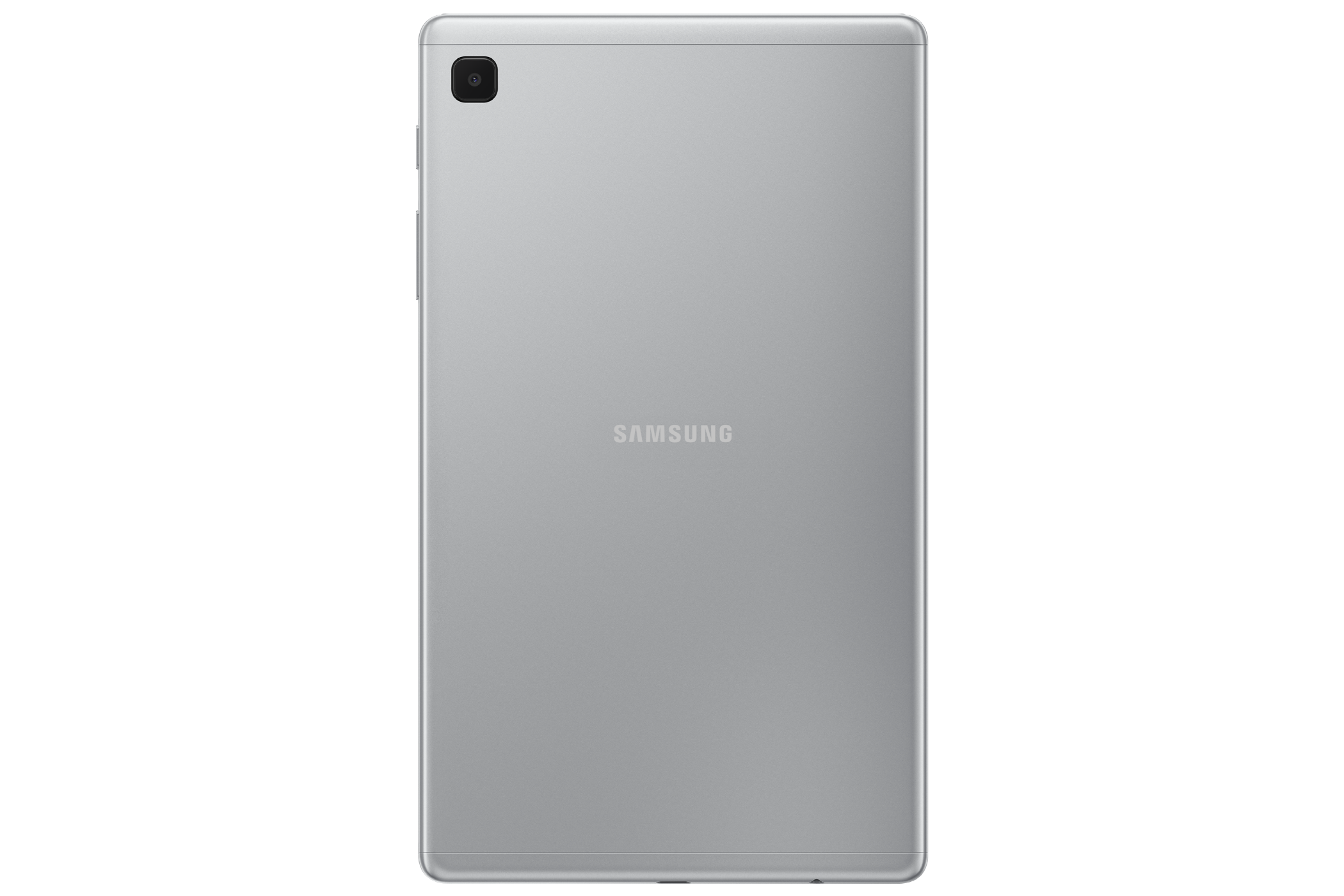 Galaxy Tab A7 Lite Silver Back