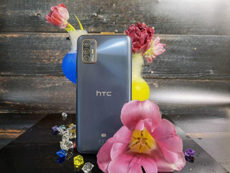 HTC Desire 21 Pro 5g – przyzwoity smartfon z pojemną baterią i 5G